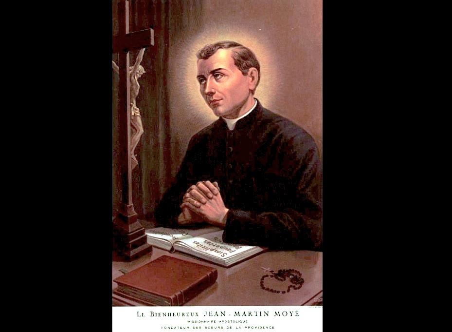Beato Juan Martín Moyë