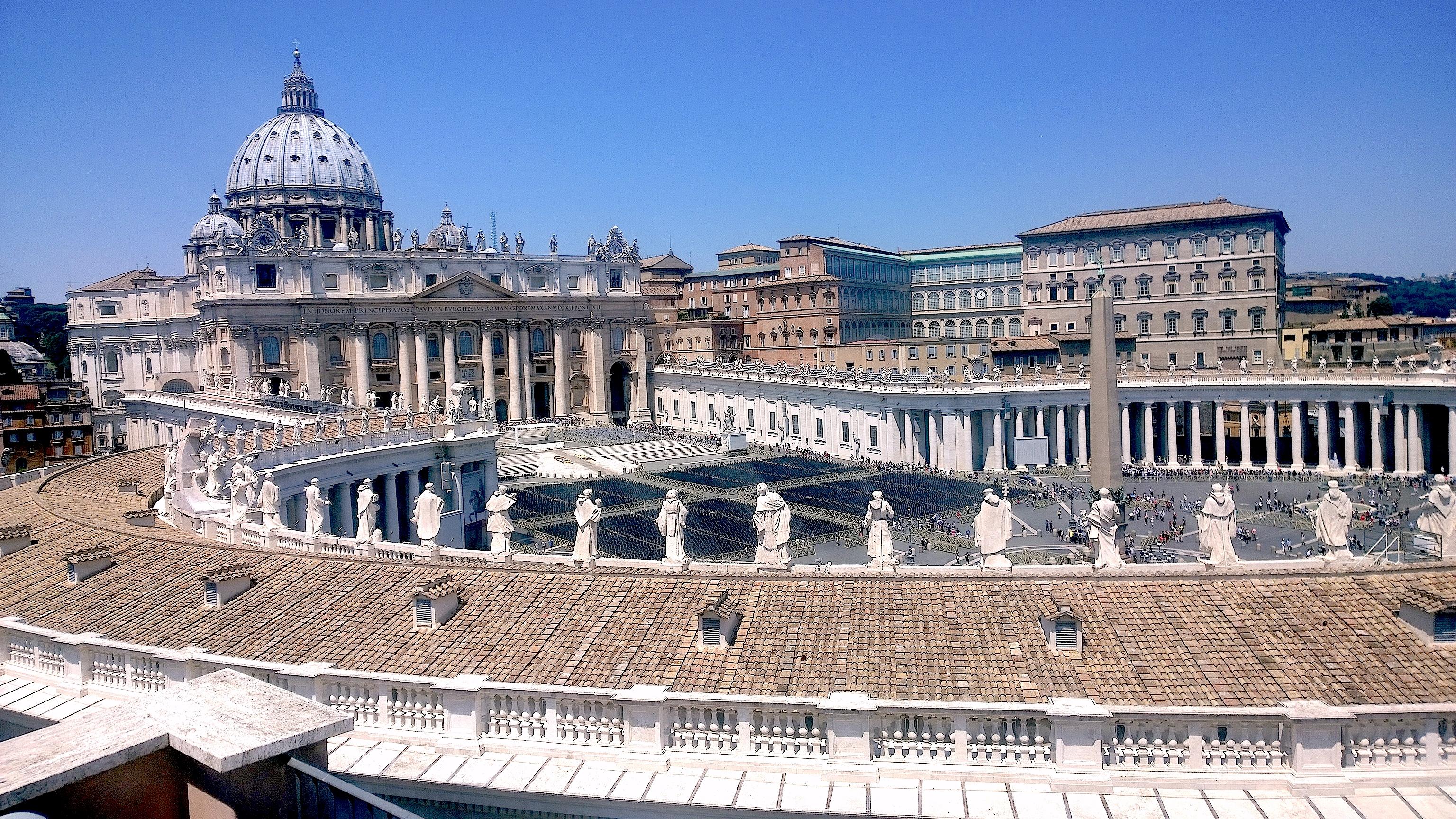Ciudad del Vaticano, archivo Zenit