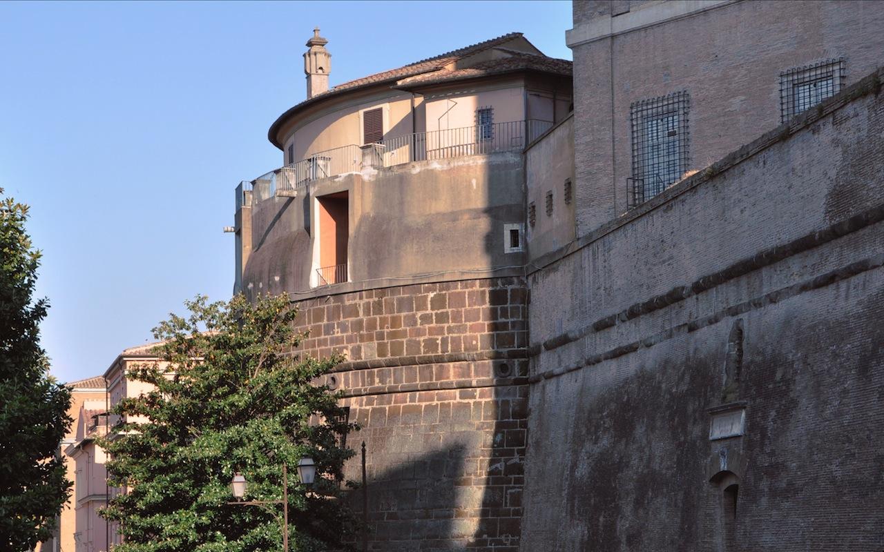 La sede del IOR en la Ciudad del Vaticano (Foto ZENIT cc)
