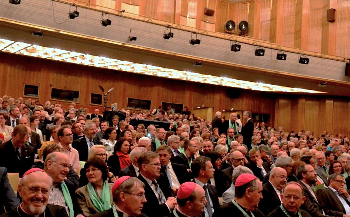 Katholikentag en Leipzig (Foto katholikentag.de)