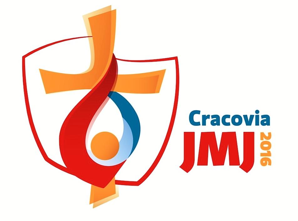Logo de la JMJ de Cracovia