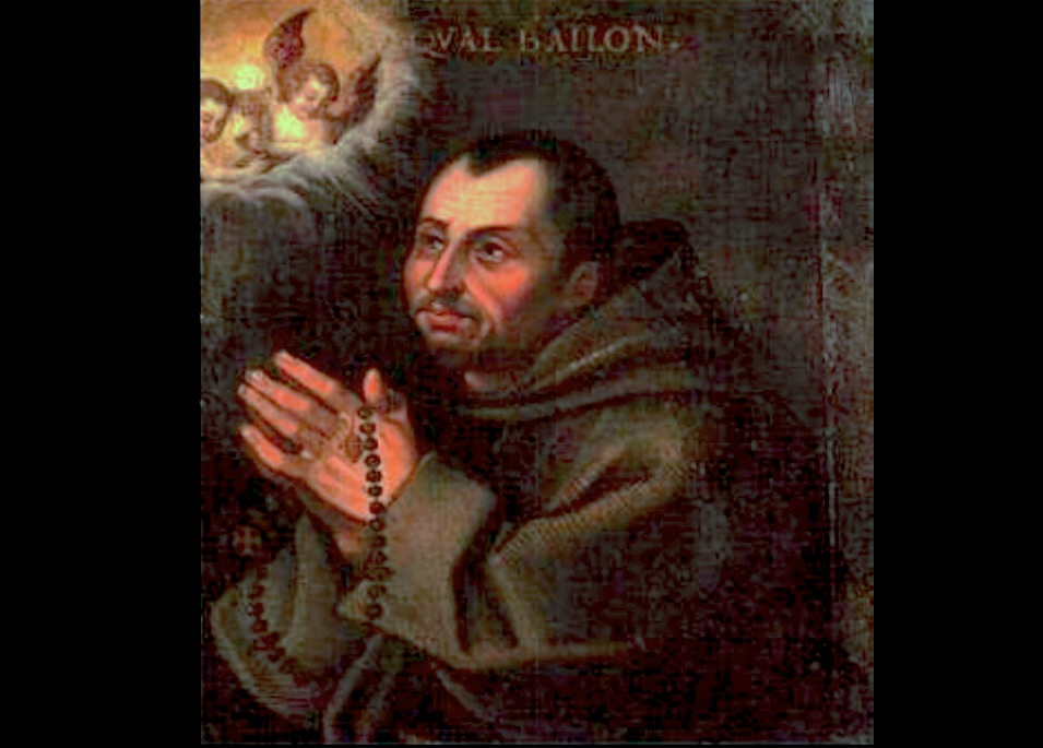 San Pascual Bailón (Wiki commons - Albertoteles007)