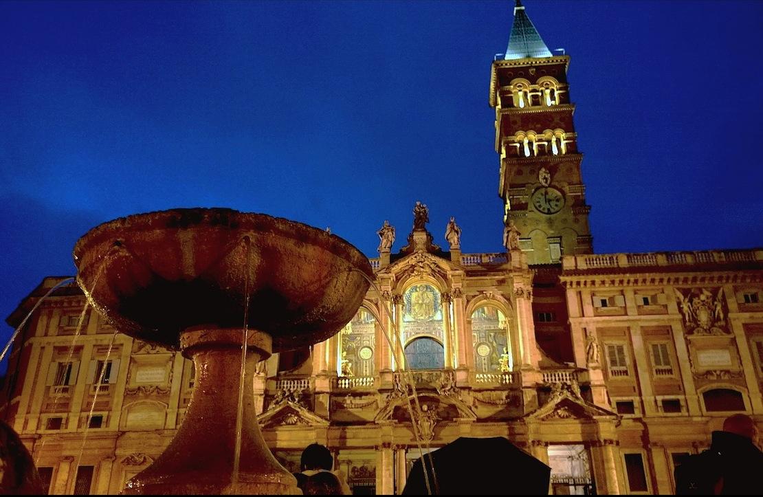 Santa María La Mayor (Foto ZENIT cc)
