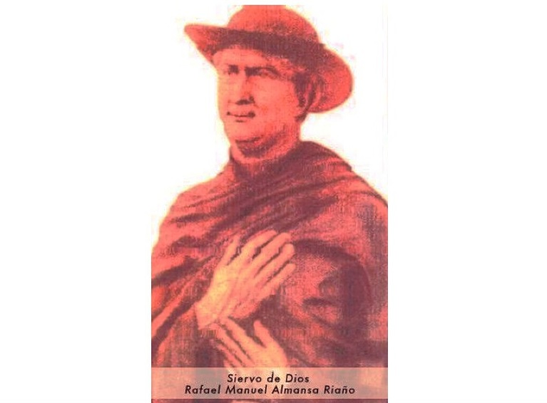 Imagen del Padre Alamano (fto. arquidiócesis de Bogotá)