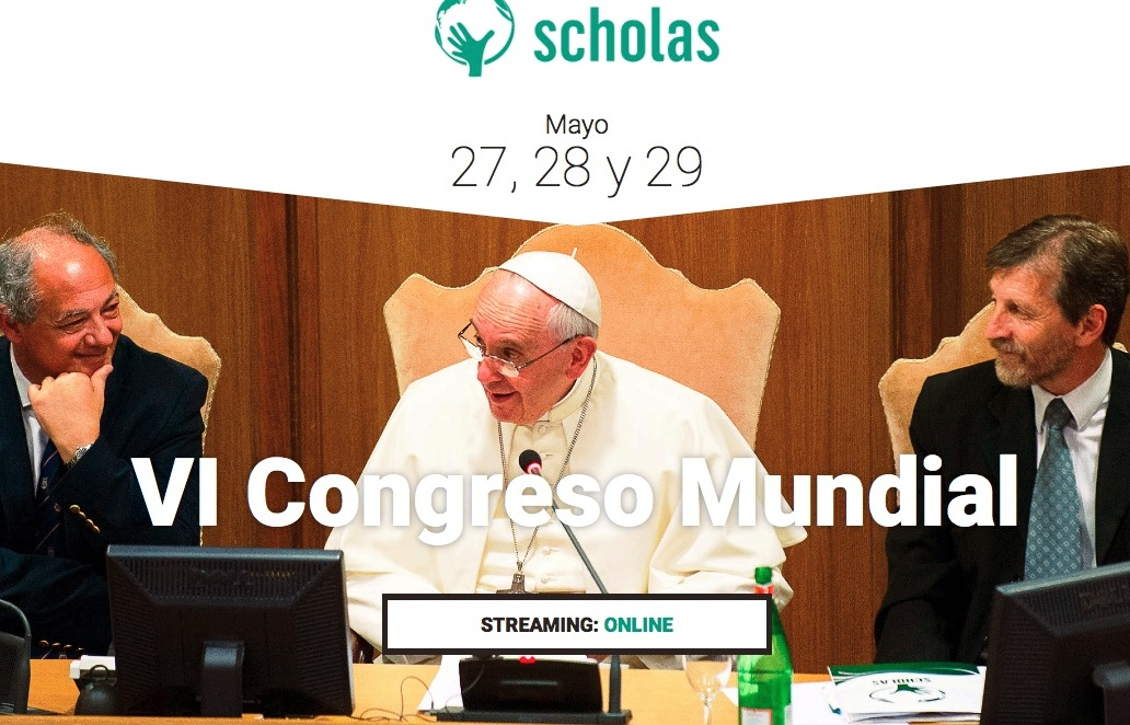IV congreso de Scholas Occurentes
