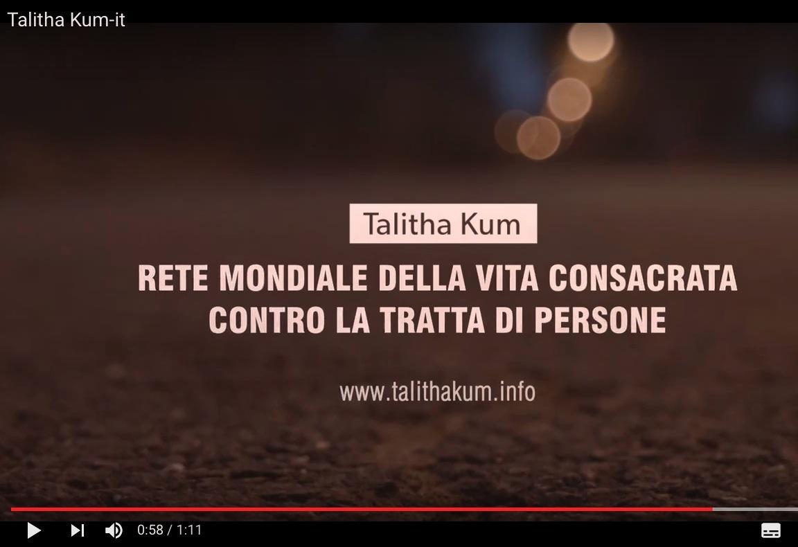 Nuevo video de Talitha Kum