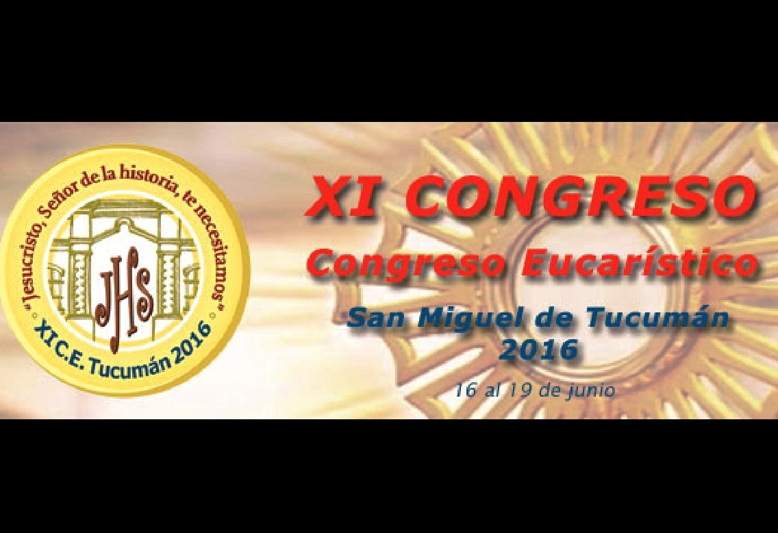 Logo del XI Congreso Eucarístico - Tucumán