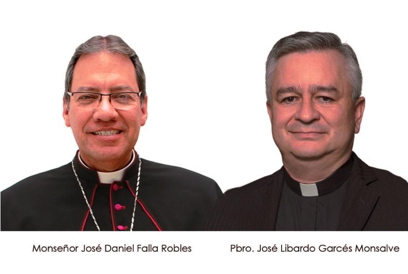 José Daniel Falla Robles y José Libardo Garcés Monsalve