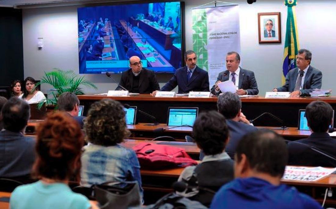 Seminario e Brasil sobre Educación