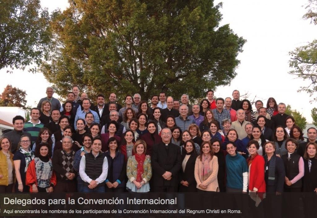Convención del Regnum Christi