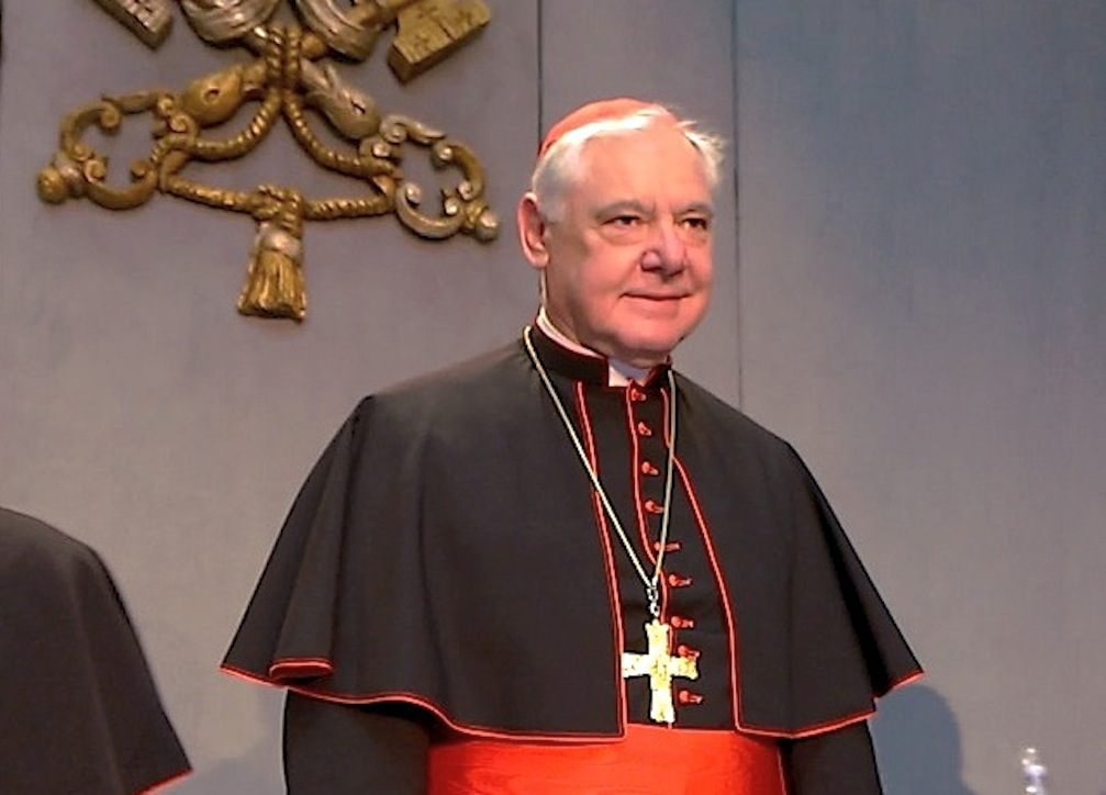 El cardenal Muller