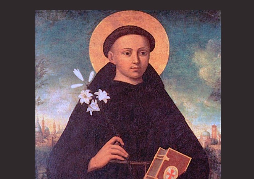 Cuadro de San Antonio de Padua (santantonio.org)