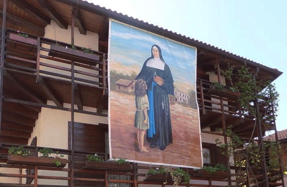 Casa natal en Italia, de santa Paolina - (Wiki commons - Syrio cc)