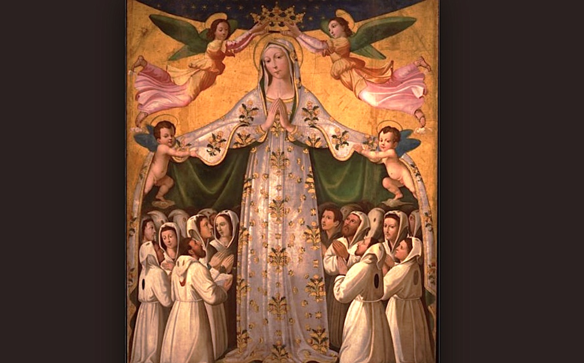 Madonna della Misericordia - Vincenzo Tamagni (pd)