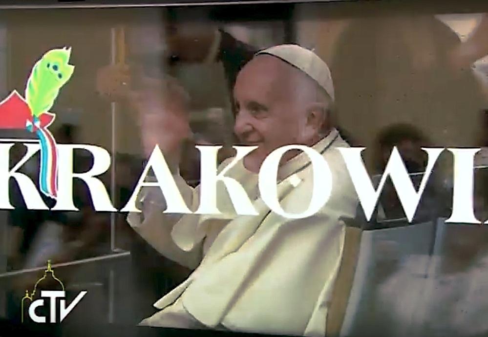 En el tranvía de la Cracovia