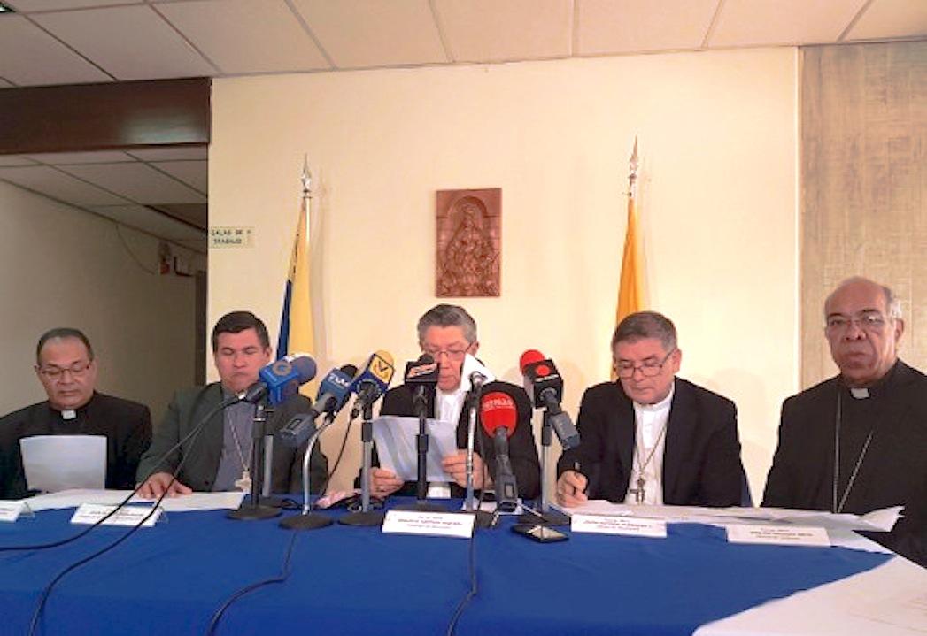 Obispos de Venezuela