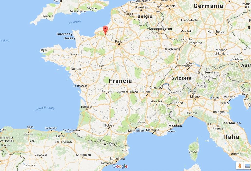 Saint Etienne du Rouvray - (Google maps)
