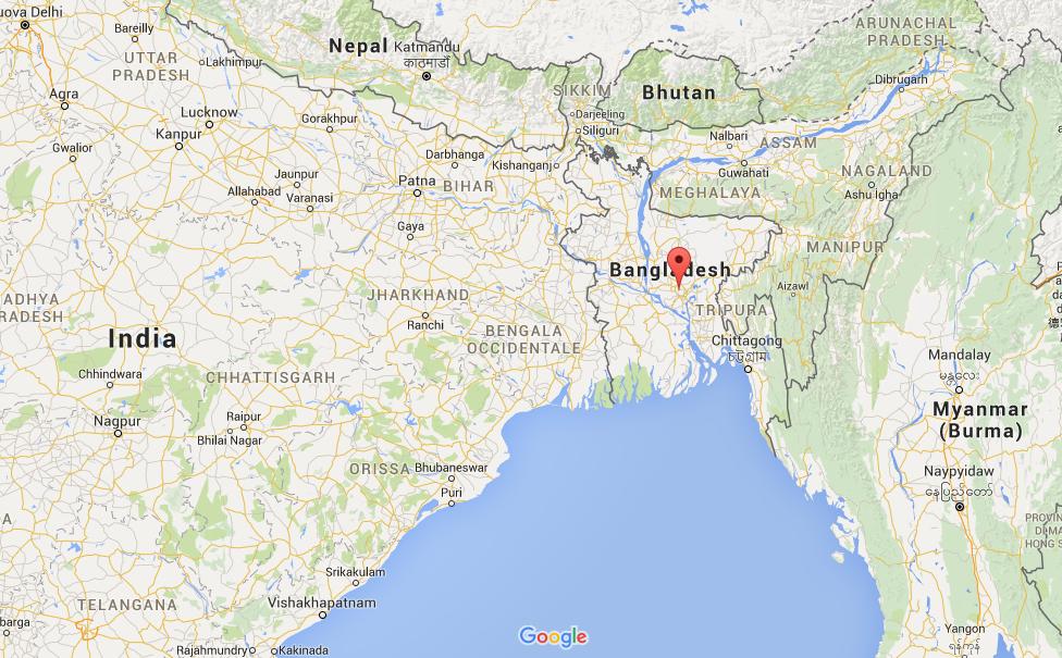 Dacca en Bangladesh