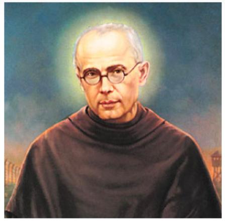 San Maximiliano Kolbe. Captura de pantalla
