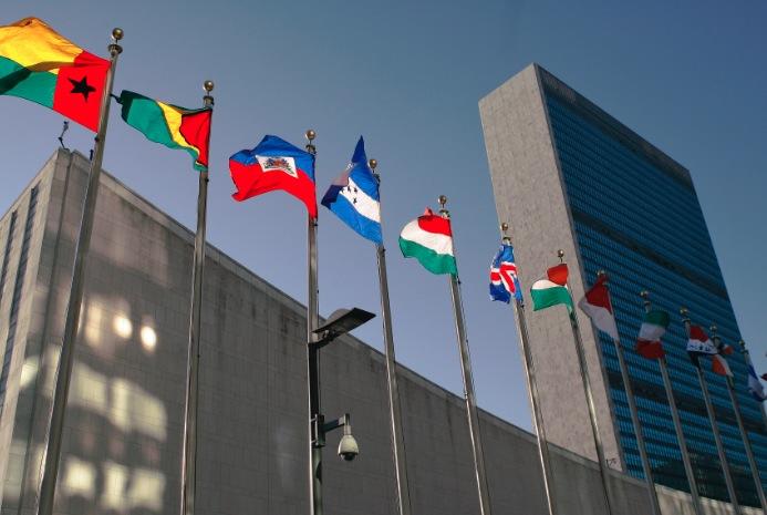 La sede de las Naciones Unidas en Nueva York. (Foto onu MX).