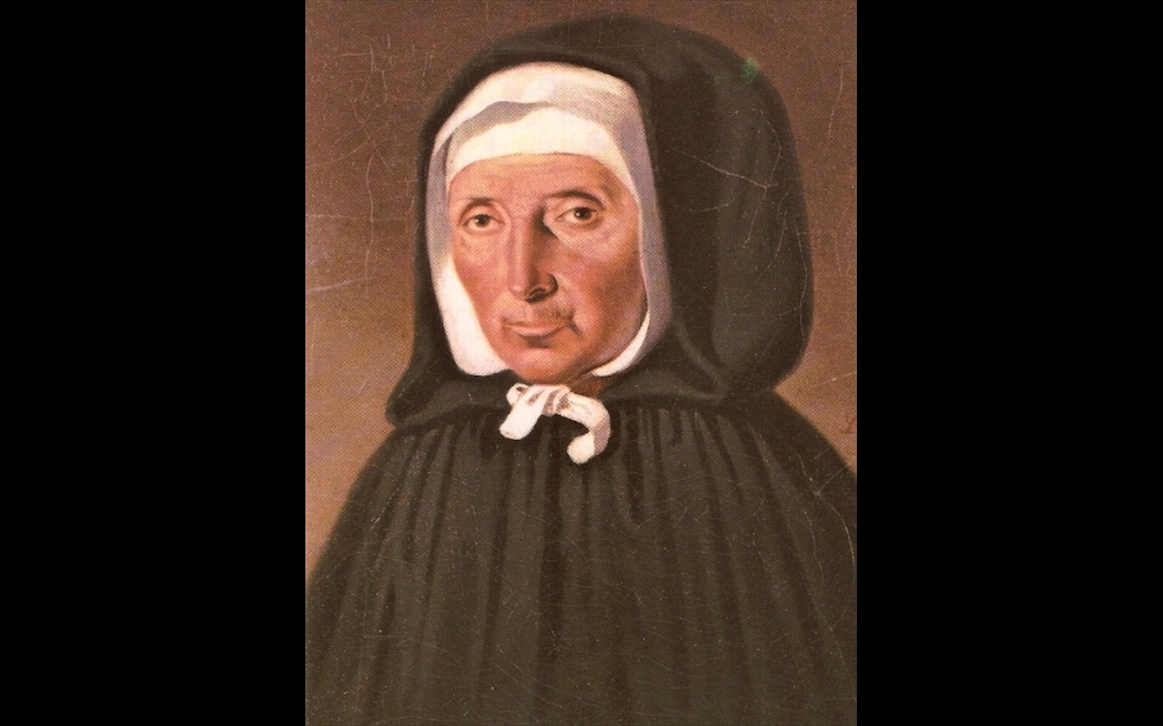 Santa María de la Cruz - Juana Jugan (Wiki commons)