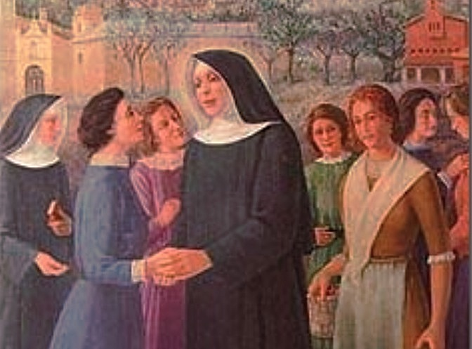 Beata Columba Gabriel (C) benedettinedicarita.org