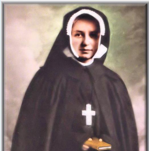 Beata María de Santa Cecilia Romana (C) Hagiopedia