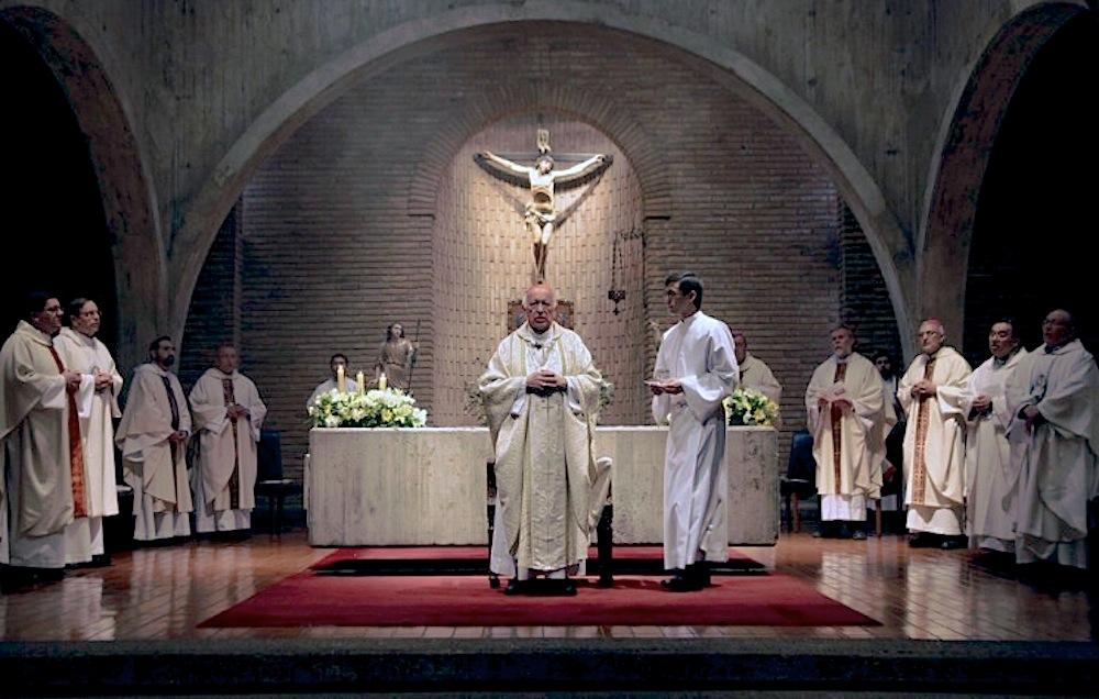 El cardenal Ezzati cumple 20 años de ordenación sacerdotal (Fto © Iglesia.cl)