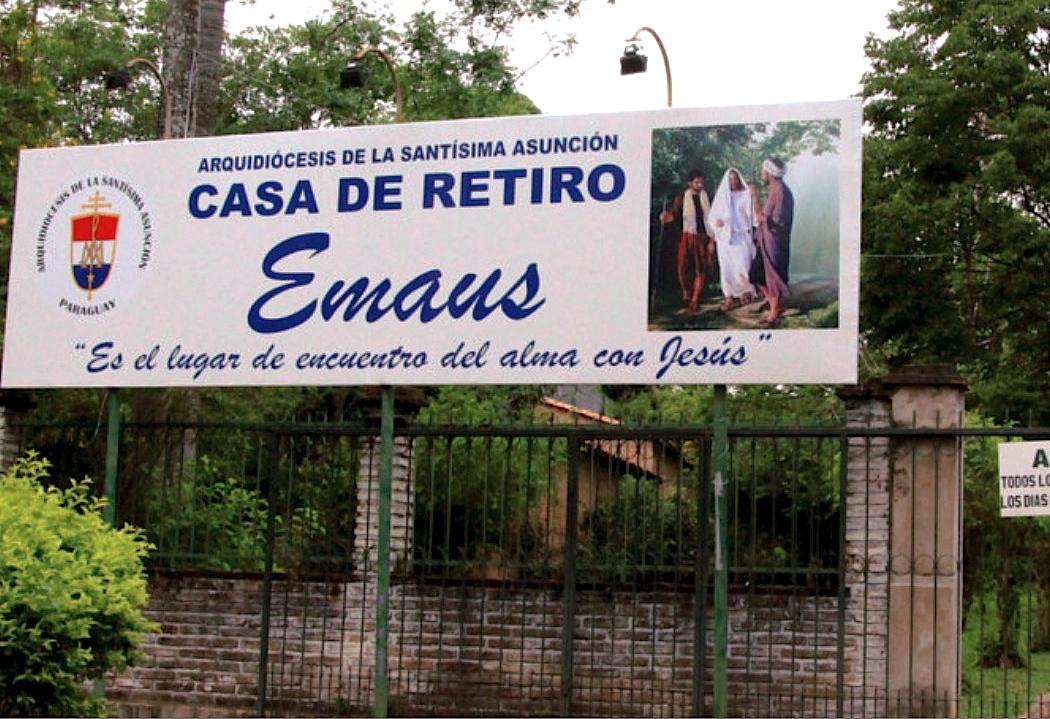 Casa de retiro Emaus en ParaguayCasa de retiro Emaus en Paraguay