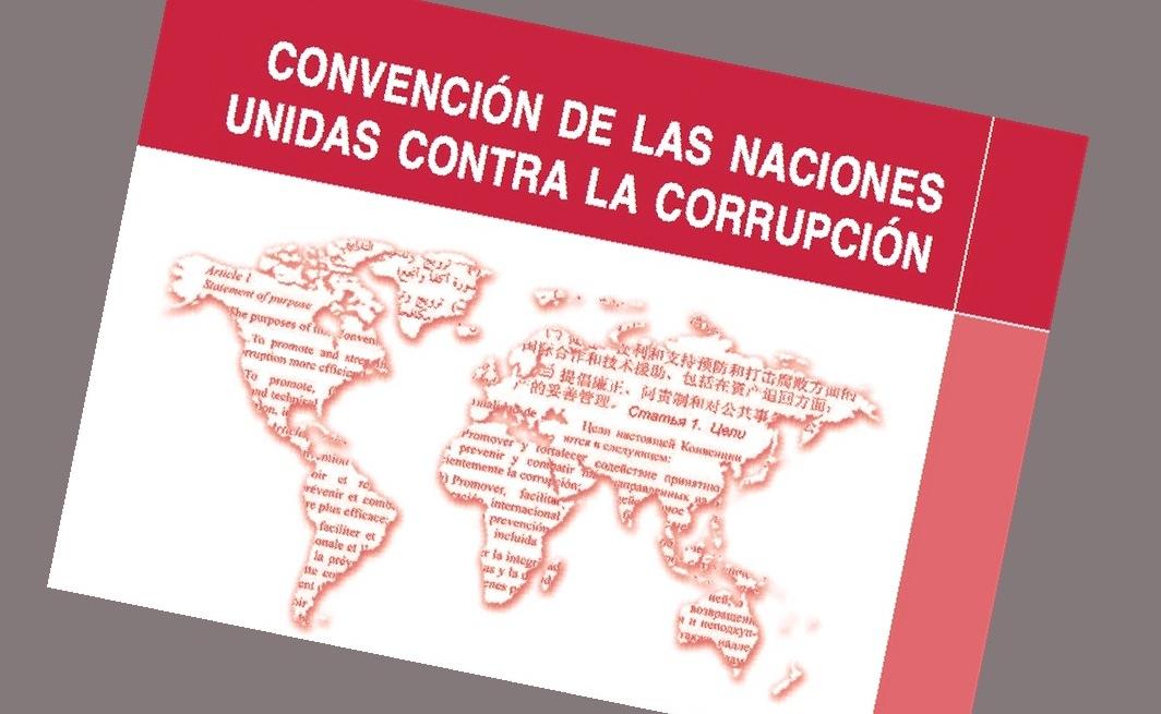 Convención de las Naciones Unidas contra la Corrupción (ZENIT cc).