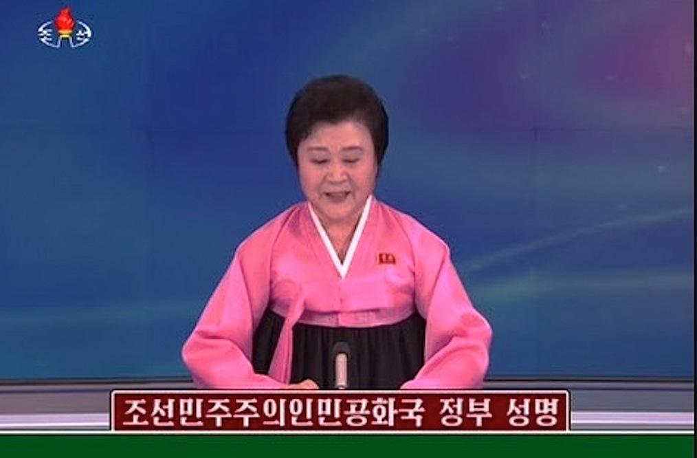 Corea anuncia sus test nucleares