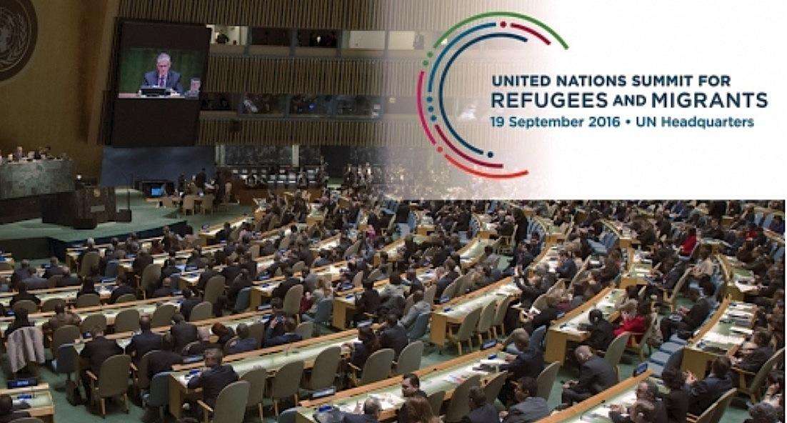 Cumbre ONU en Nueva York sobre migrantes