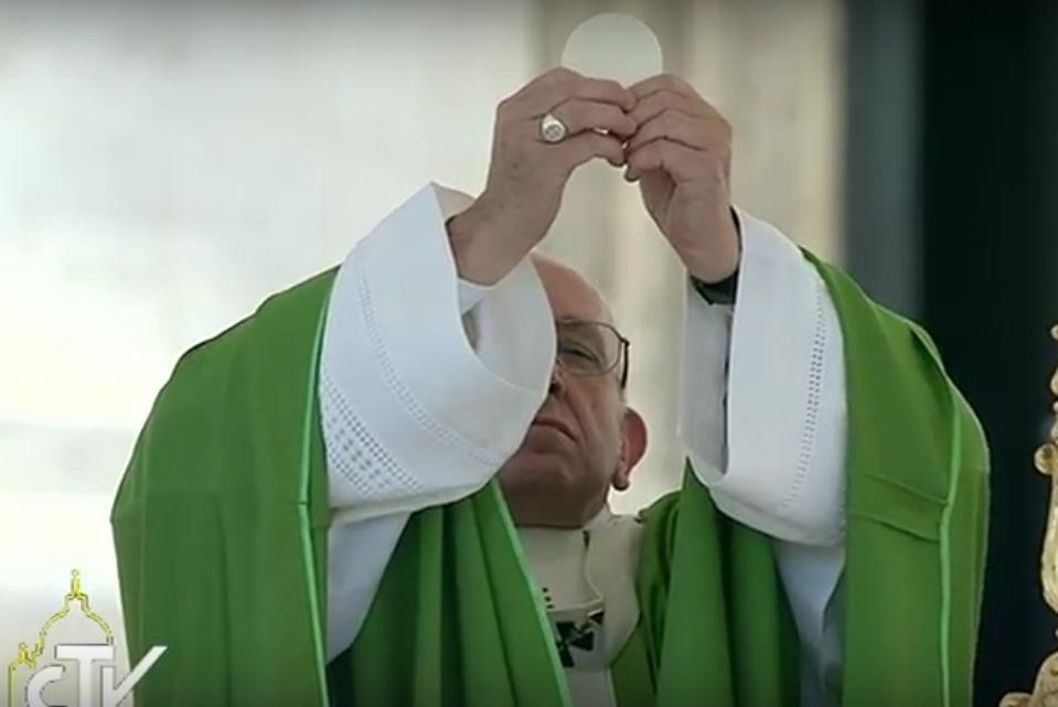 Francisco en el Jubileo de los Catequistas