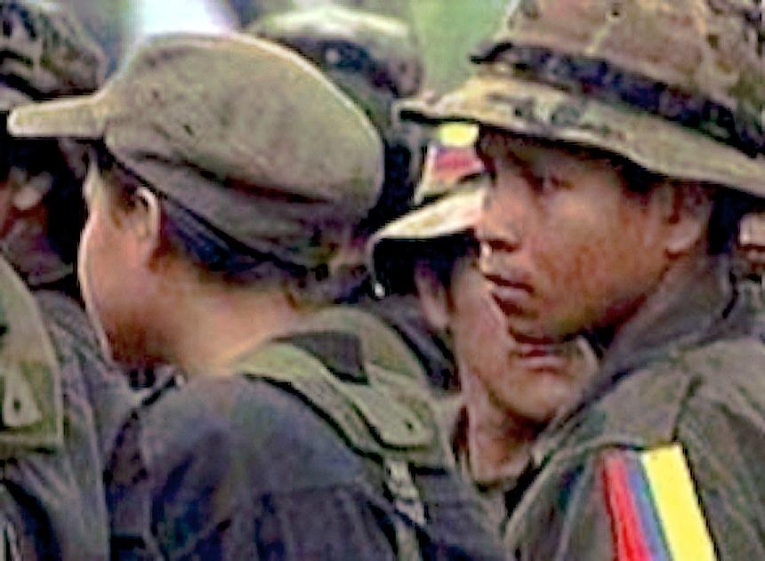Niños soldado FARC - (Flirckr - Silvia Andrea Moreno cc)