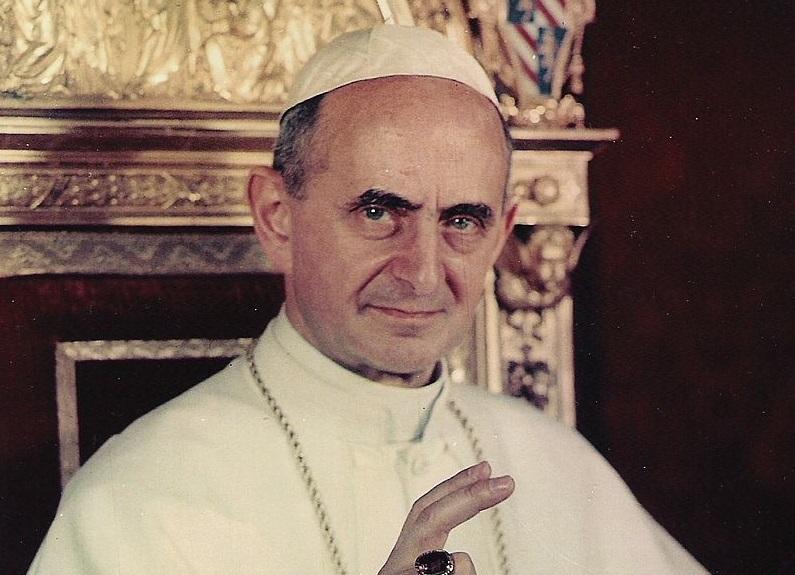 Pablo VI © Wikimedia Commons