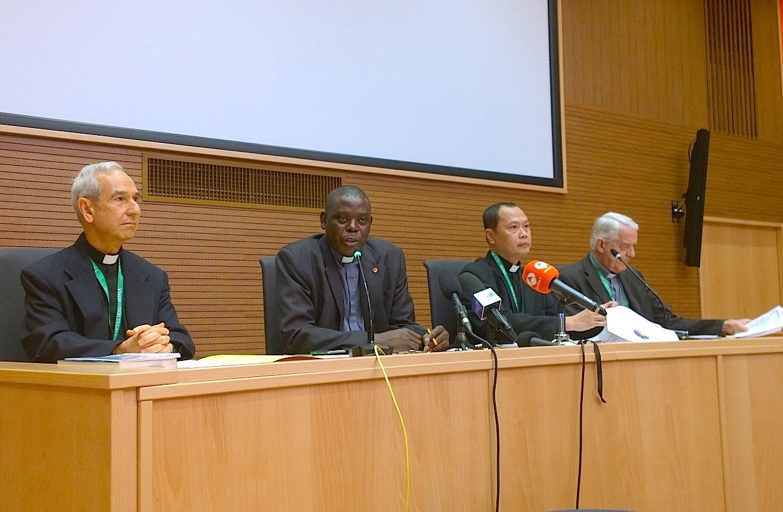 Presentación de la Congregación general de los Jesuitas (Foto ZENIT cc)
