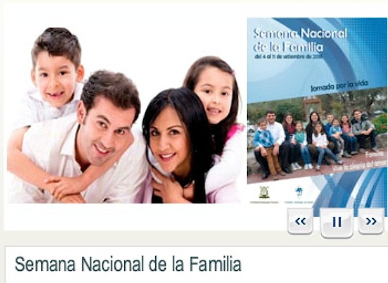 Perú: semana nacional de la familia