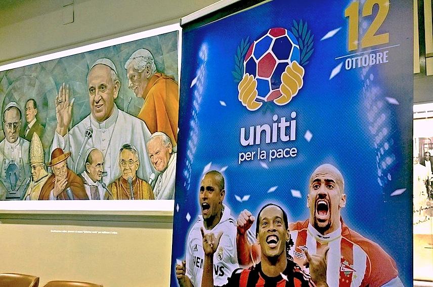 El Partido por la Paz presentado en la Radio Vaticano