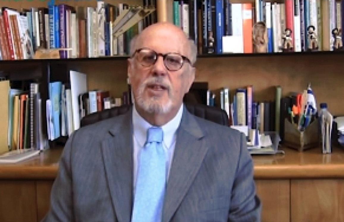 El rabino jefe Marcelo Rittner (Foto © Conexión Judía)