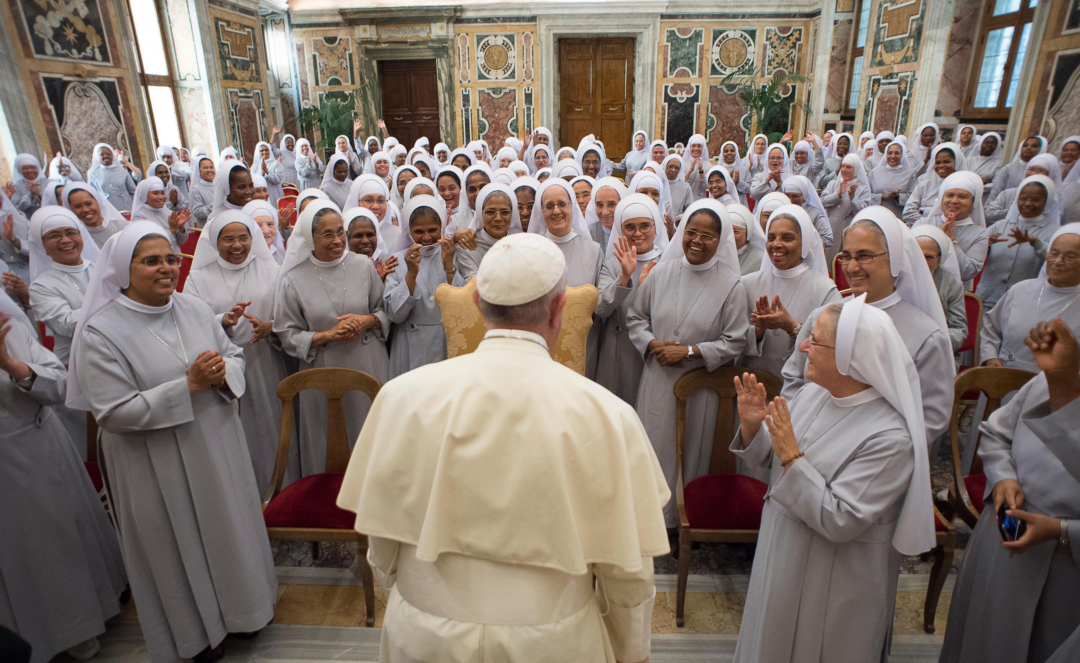 Hermanas Hospitalarias de la Misericordia (Foto Oss. Romano)