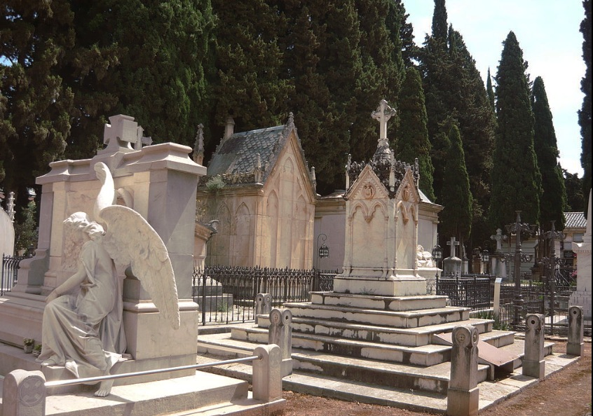 Cementerio de San José, en Granada. (wikicommons- cc - yhim)