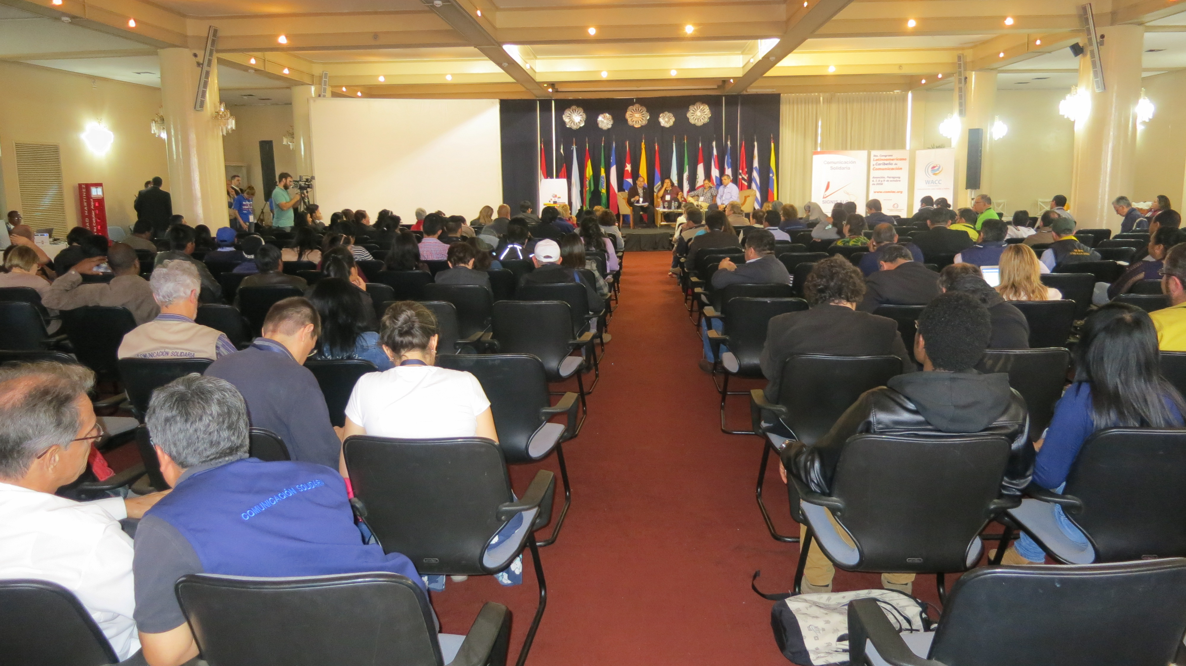 Congreso de comunicación del Celam