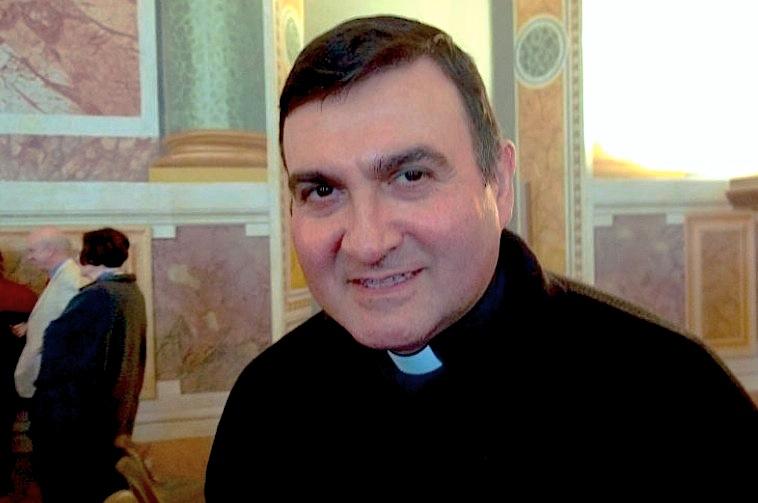 El Rector del Colegio argentino en Roma, padre Ángel Hernandez (Foto ZENIT cc)