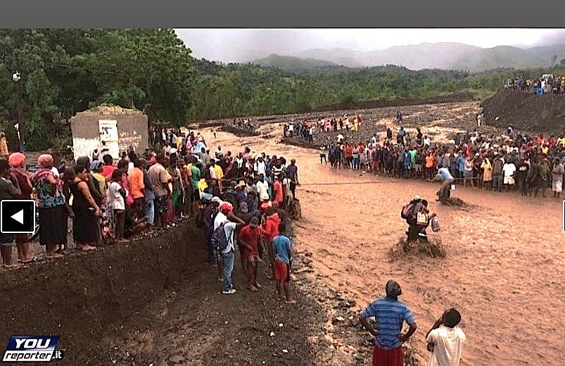 Haiti dopo l'uragano Matthews (PD Youreporter.it)