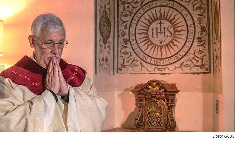 Padre Arturo Sosa, superior general de los Jesuitas