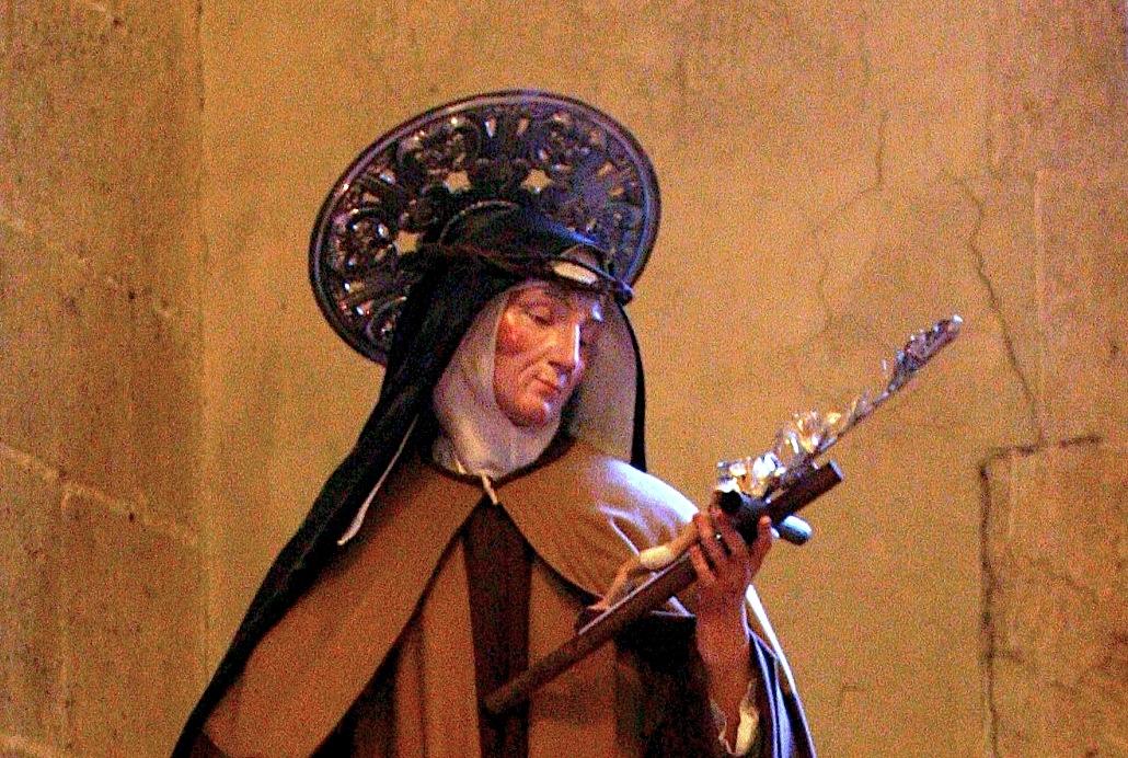 Santa María Francisca de las Cinco Llagas