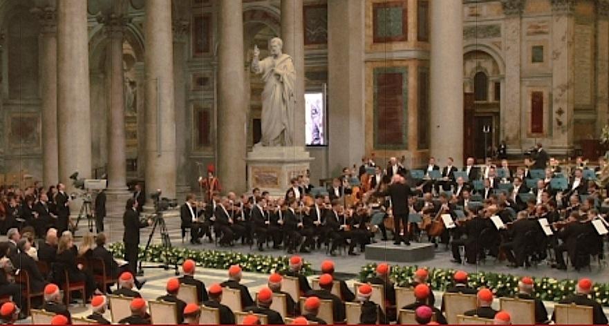 Concierto del Festival internacional de Música sacra