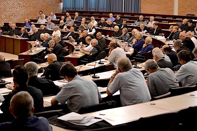 Plenaria de la Conferencia Episcopal Argentina (Foto web CEA).jpg