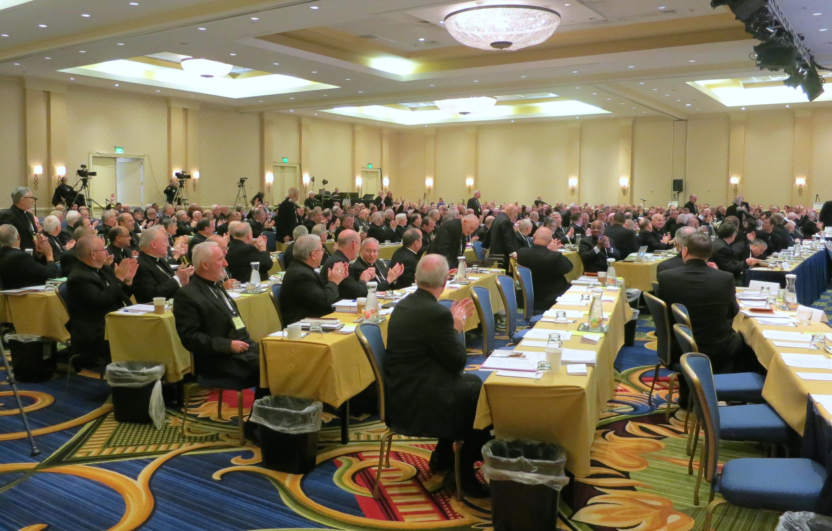 Asamblea General de Obispos de Estados Unidos