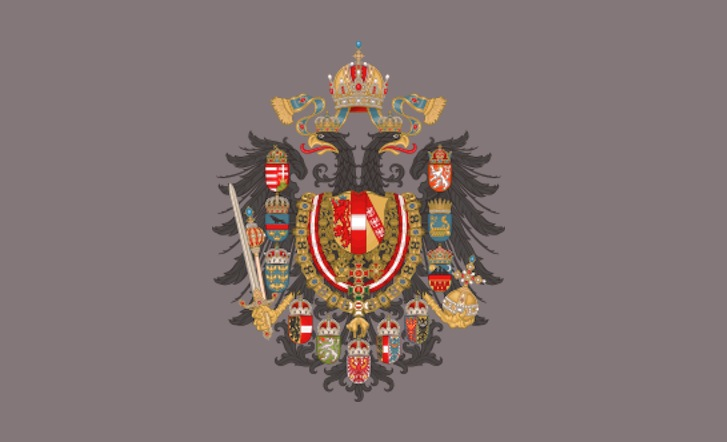 Escudo de la Casa de Austria o Habsburgo